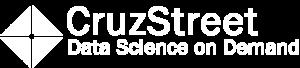 cruzstreet white font logo